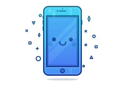 How to Quickly Create a Cute Phone Character in Adobe ...