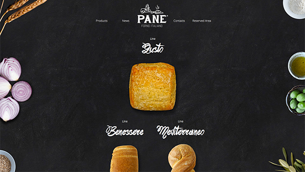 Pane Handlettering Example