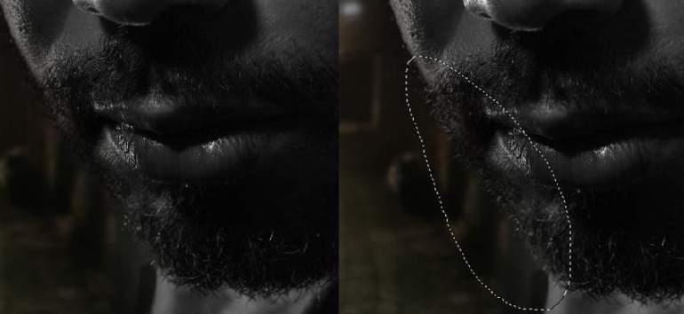 man 1 beard