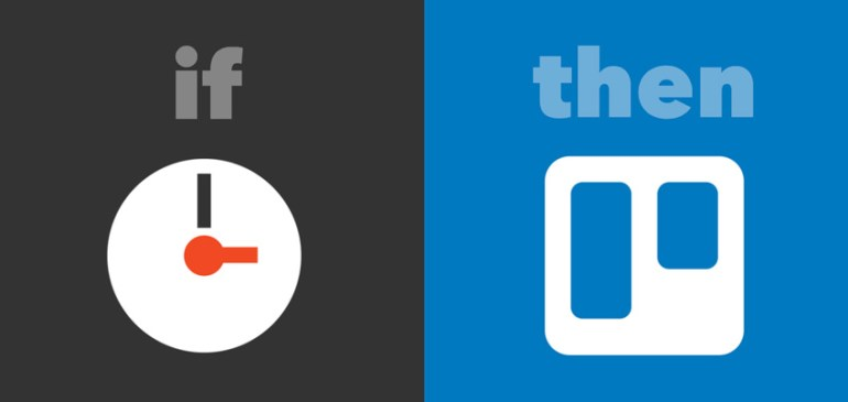 task management ifttt automatically schedule recurring trello cards