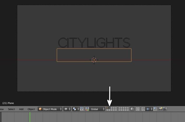 Make layers visible in viewport