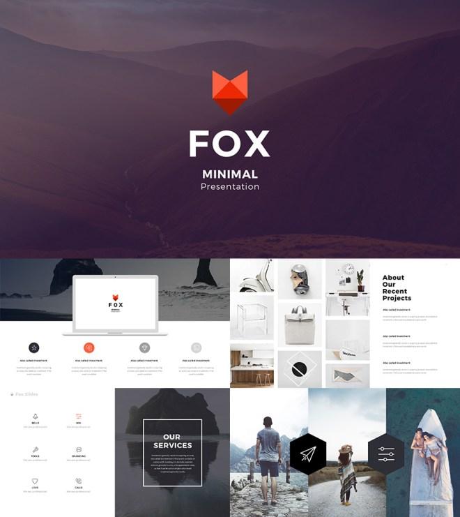 Fox Best Google Slides Template - www.office.com/setup Blogs