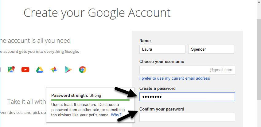 كيف تنشئ حساب Gmail جديد دليل سريع للبدء