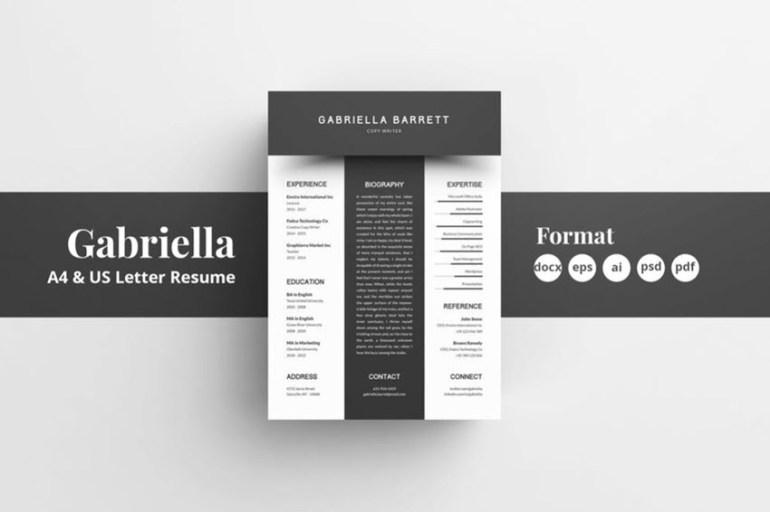 Gabriella Resume