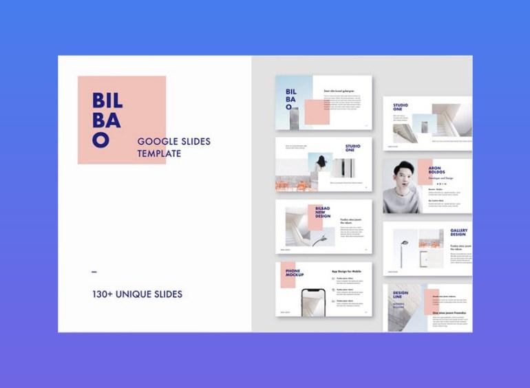 BILBAO Google Slides Presentation Template