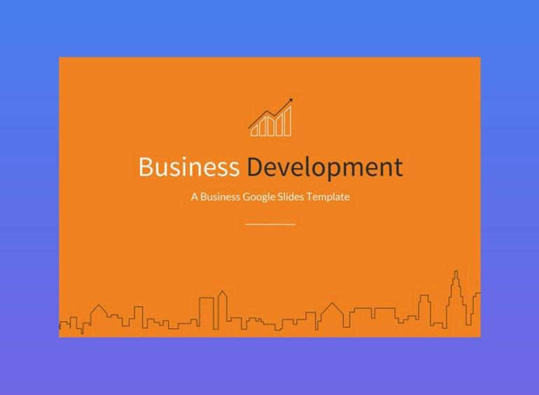 Business Development Google Slides Template
