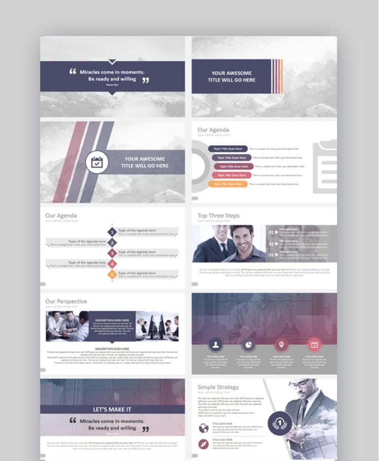 iTrue PowerPoint Presentation