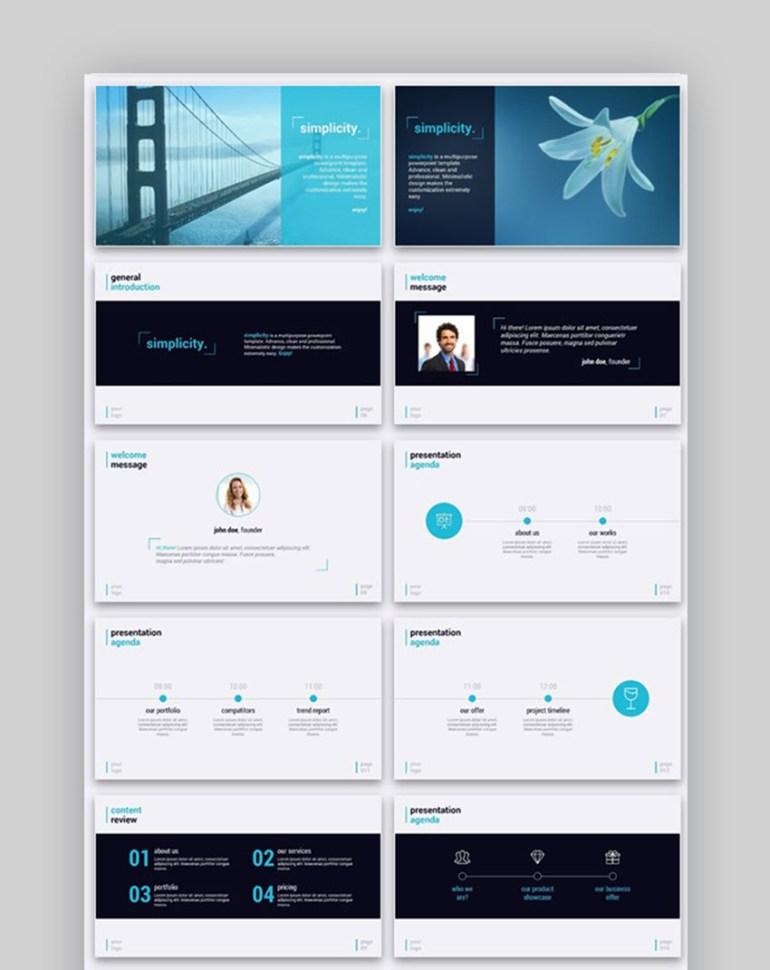 Simplicity Premium Template