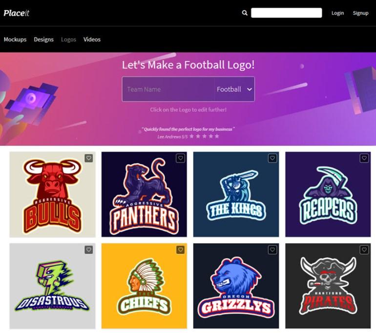 fantasy football logos