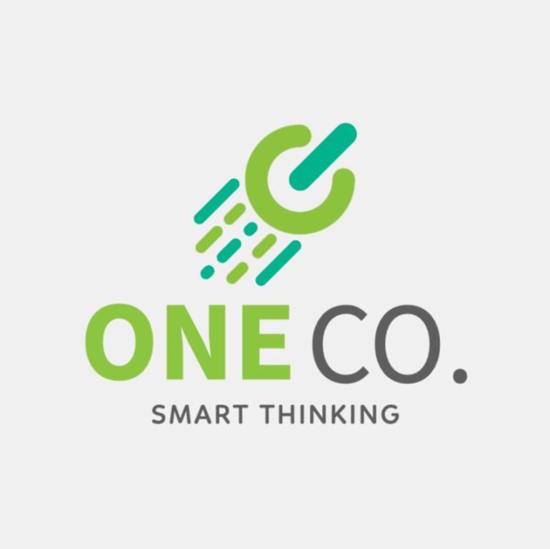 One Co Tech Logo Maker