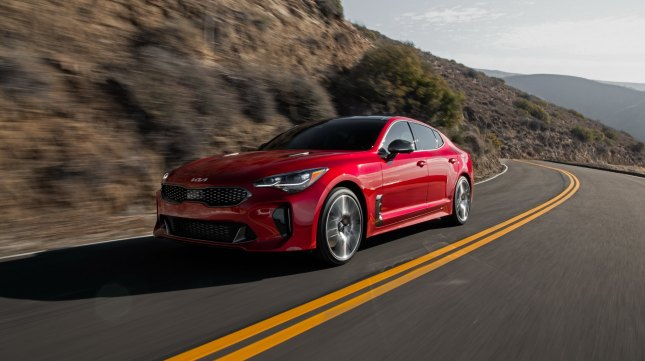 Kia Stinger 2022 launched in the US: Significant upgrade, decided to compete in Germany 2022-kia-stinger-30.jpg