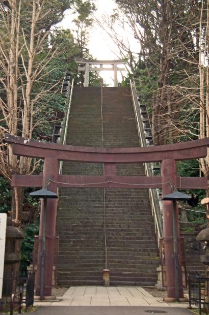 東京 愛宕神社(あたごじんじゃ)