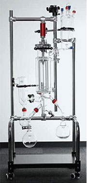 Short path wiped film evaporator distillation for Cannabis