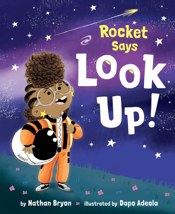 Image of Rocket Says Look Up!