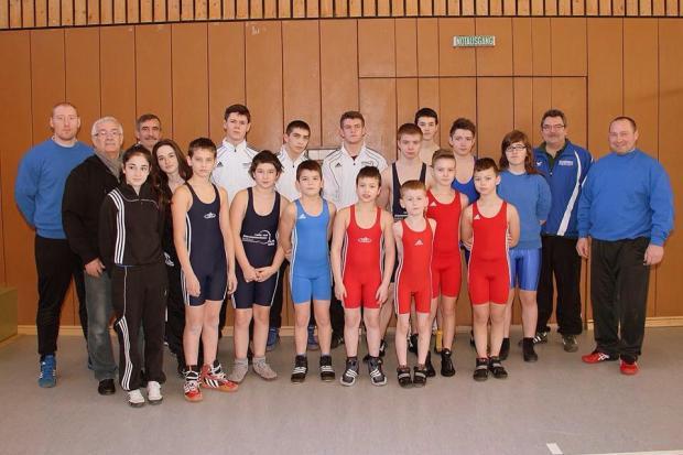 Die WKG-Teilnehmer der Rheinland Meisterschaft in KH - Foto: Katja Schäfer