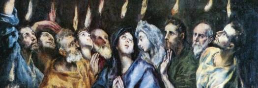 El Greco: Pentecosta