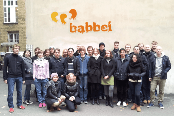 two years after Babbel 2.0