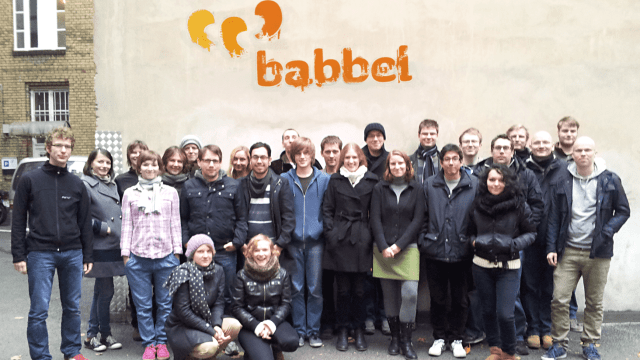 Extra fuel for Babbel