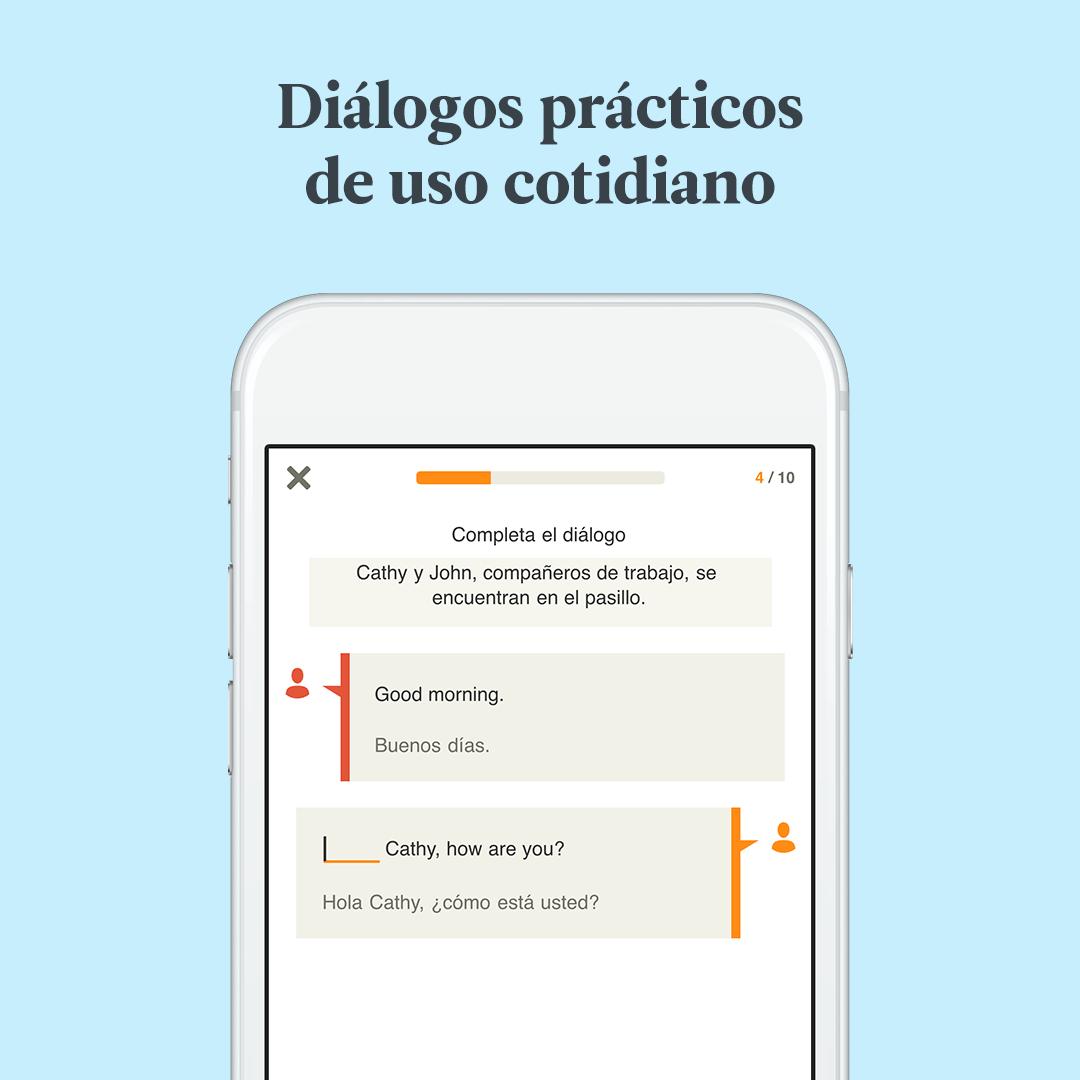 Diálogos prácticos para el aprendizaje de lenguas extranjeras