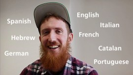 How This Perfectly Normal Guy Learned 9 Languages