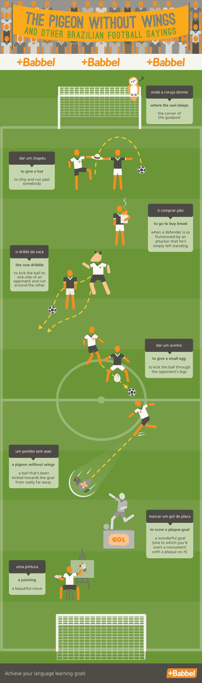 The Brazilian Soccer Infographic