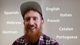 10 truques para aprender qualquer idioma de um poliglota que fala 9