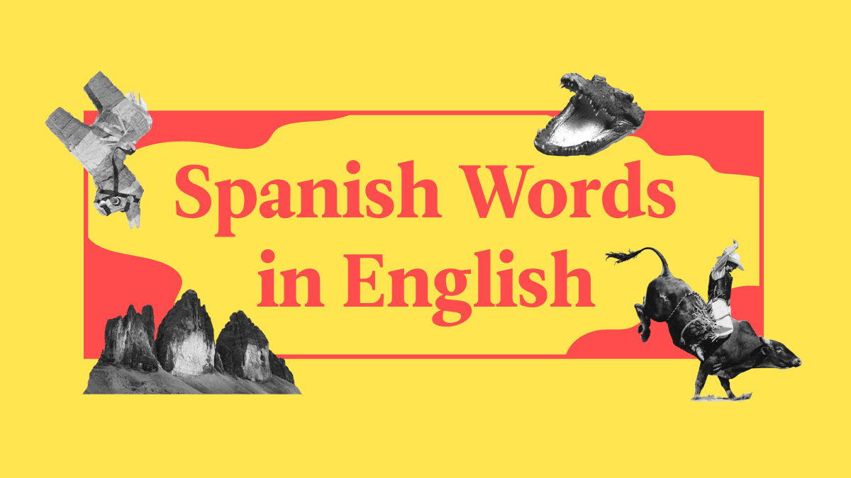 111 English Words That Are Actually Spanish Willing to do anything to change a very. 111 english words that are actually spanish