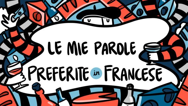 Le mie parole preferite in francese