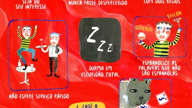 9 passos para se espanholizar
