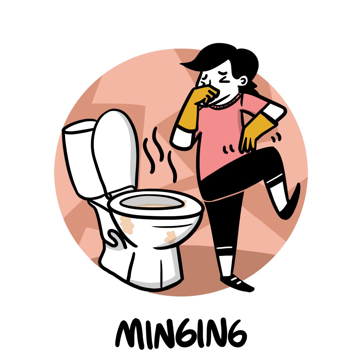 Minging