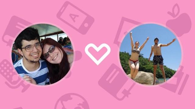 Retrato: Laura, de Escocia, está aprendiendo portugués por amor