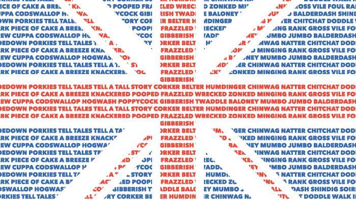 9 parole dello slang britannico che dovreste conoscere