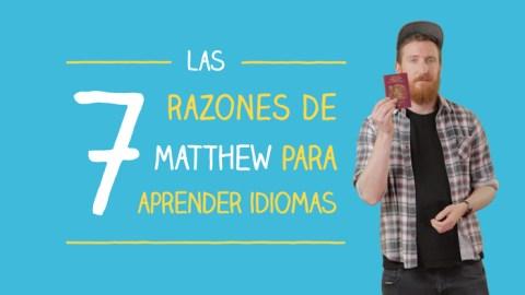 Las 7 razones para aprender idiomas de un chico que habla 9