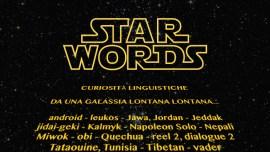 La lingua di Star Wars: curiosità da una galassia lontana lontana…