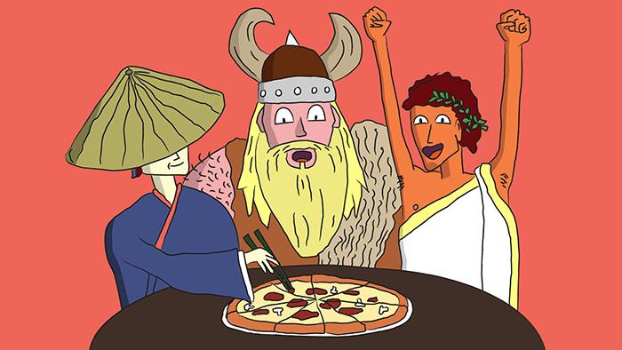 Comer y hablar, todo es empezar – el intercambio de culturas gracias a la comida