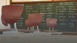 Pick Up Where You Left Off… In Your High School Language Class