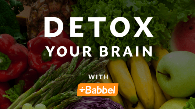 The 5 Stages of Brain Detox When Learning a Language