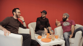 È possibile iniziare a parlare francese dopo una settimana di studio? Questi 3 ragazzi ci hanno provato.