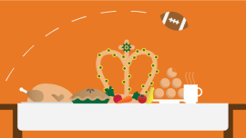 Food For Thought — How Other Countries Celebrate Thanksgiving