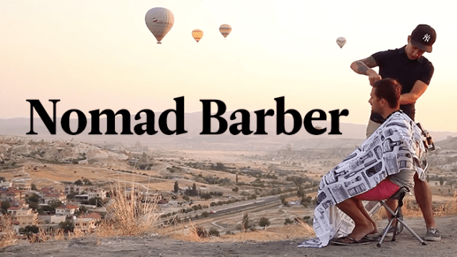 How To Travel To 21 Countries In One Year — Life Lessons From The Nomad Barber