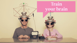 Train Your Brain: The 4 Best Methods To Improve Mental Function