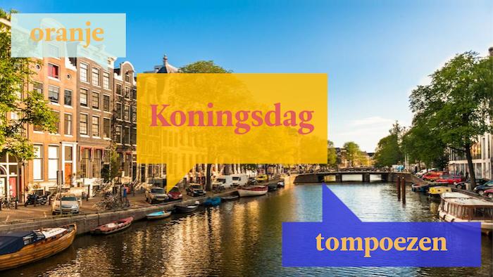 """Flohmärkte, Kuchenschnappen und jede Menge """"oranje"""" – der niederländische """"Koningsdag"""""""