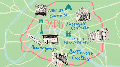 Paris insolite : 5 lieux à ne rater sous aucun prétexte !