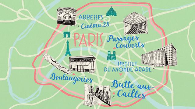 5 endroits insolites de Paris à ne rater sous aucun prétexte !