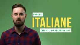 Le parole italiane più difficili da pronunciare per gli stranieri