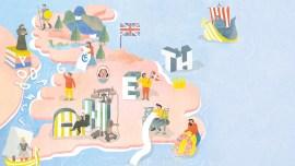 A excêntrica história da ortografia inglesa (e por que ela enlouquece qualquer um)
