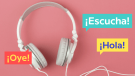 6 Podcasts To Listen To If You're Learning Spanish