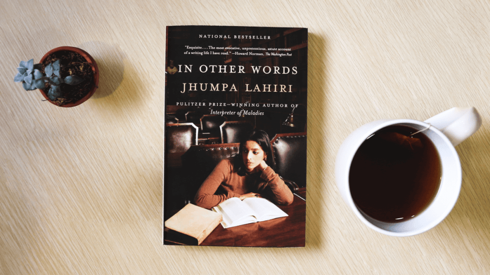 A Language of One's Own: Book Review Of Jhumpa Lahiri's 'In Other Words'