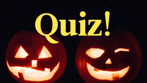Quiz: Can You Guess Which Language These Spooky Words Come From?