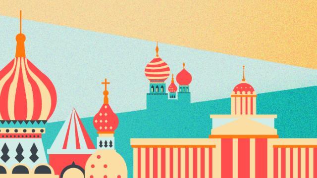 10 Gründe, warum Russisch lernen eine gute Idee ist